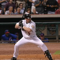 Jeff Bagwell: An all-time great batting eye
