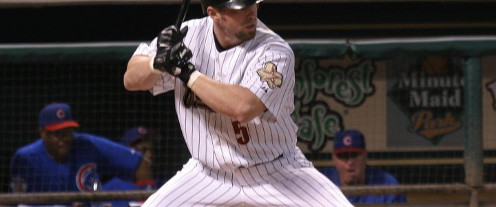 Jeff Bagwell: An all-time great batting eye