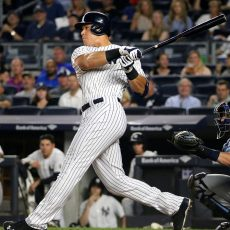 "Aaron Judge and Baseball's ""Youth Movement"""