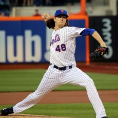 NL Cy Young Prediction: DeGrom should be the death blow to pitcher wins