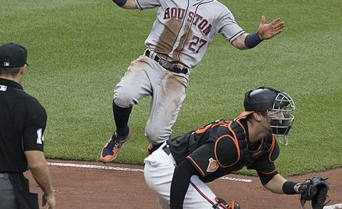 Jose Altuve's surprising weakness (one of the few)…